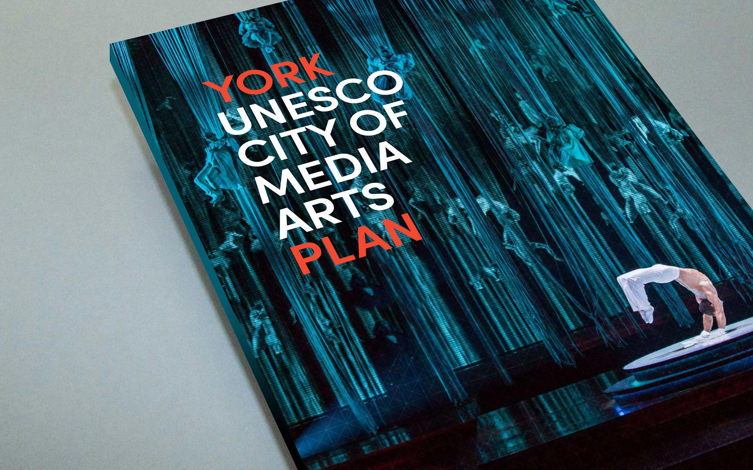 York Unesco City of media Arts Plan