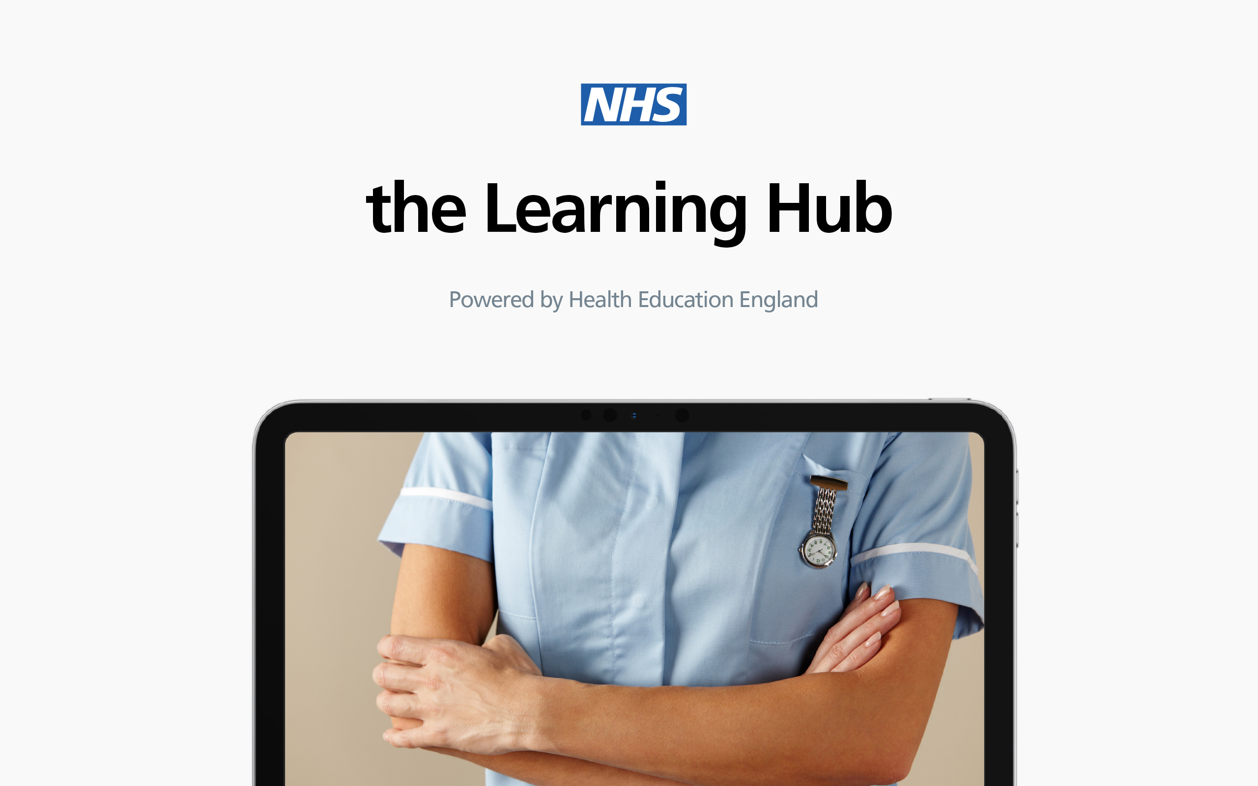 The Learning Hub, NHS Health Education England