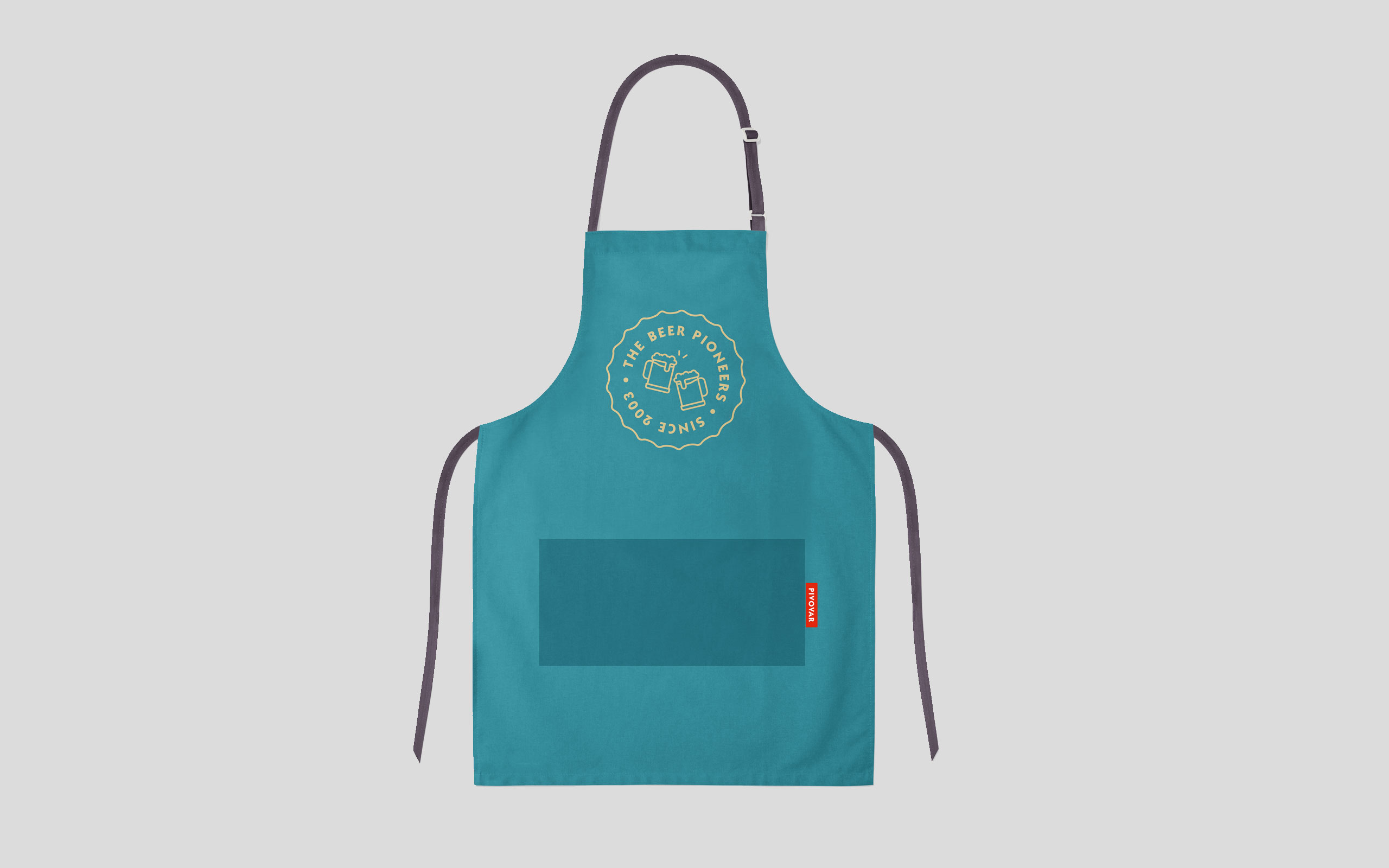 Tapped Apron