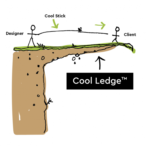 The Cool Ledge™
